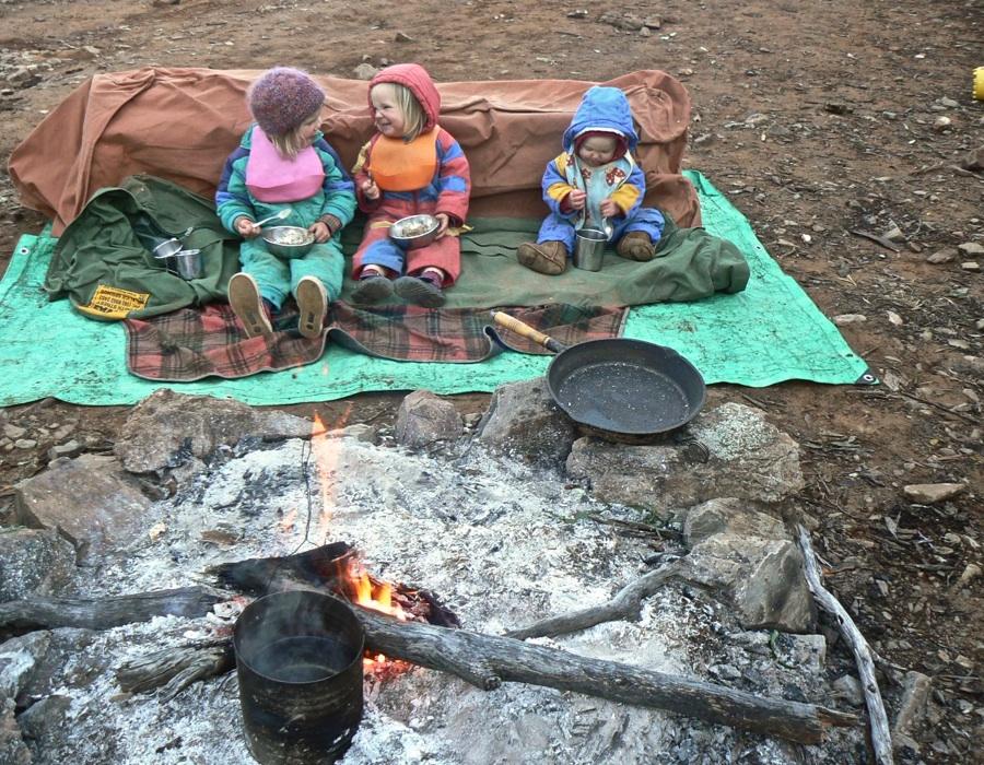 campfire - Version 3