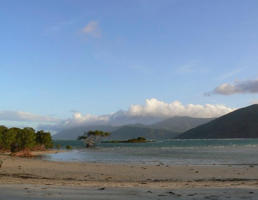 Archer Point, near Cooktown Far North Queensland.